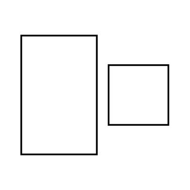 Square edges
