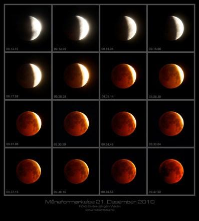Måneformørkelse
