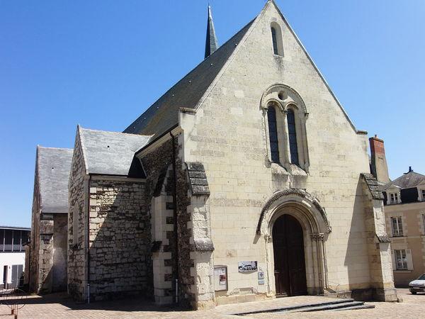 Glise Saint Symphorien De Bouchemaine En Photos Wiki Anjou
