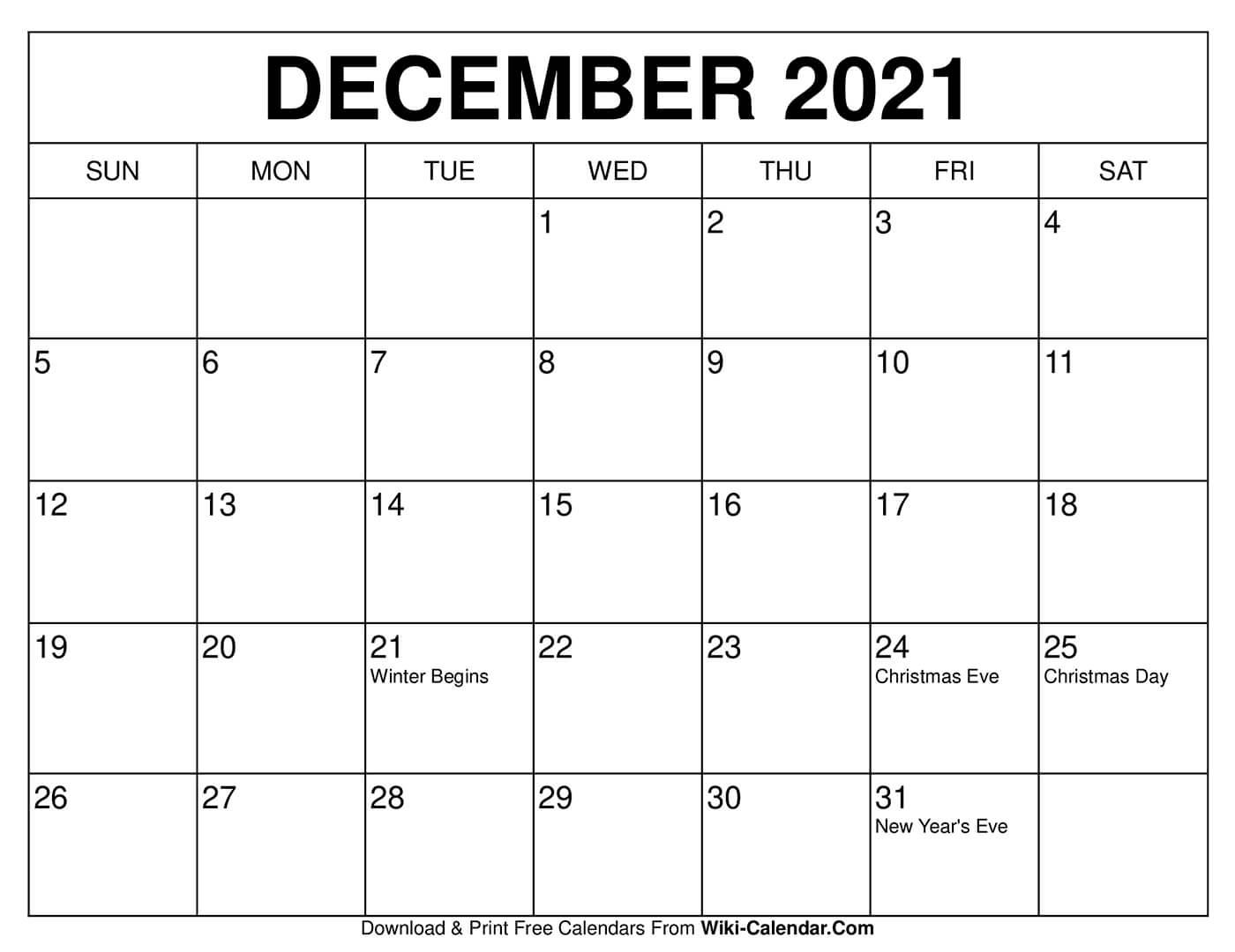 Cursive February Calendar
