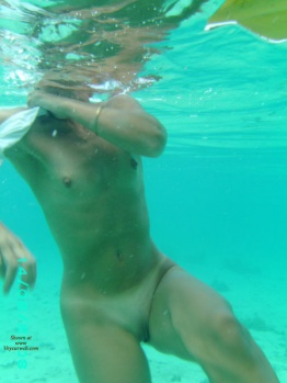 underwater accidental nudity