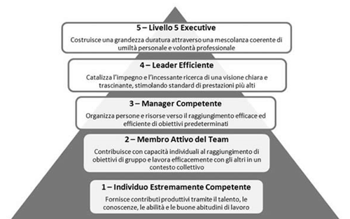 Livelli di leadership Executive Coaching