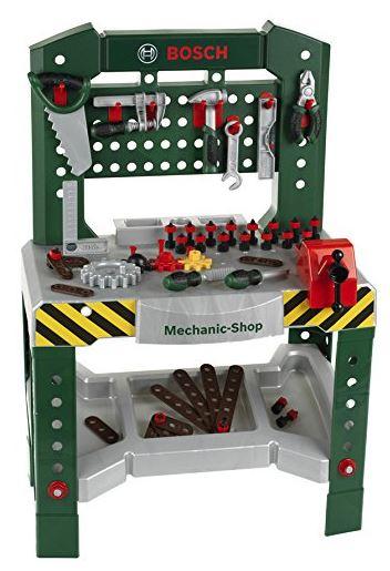 banco de herramientas de juguete bosch