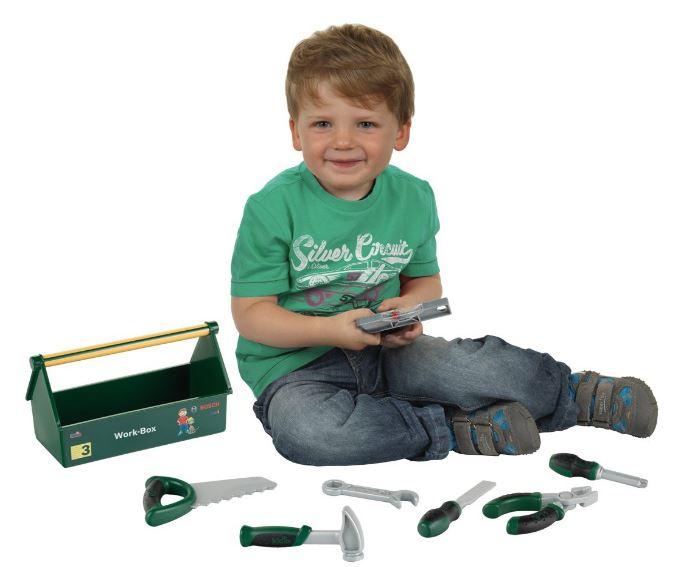 herramientas de juegue, bancos de trabajo, maletines de herramientas para niños