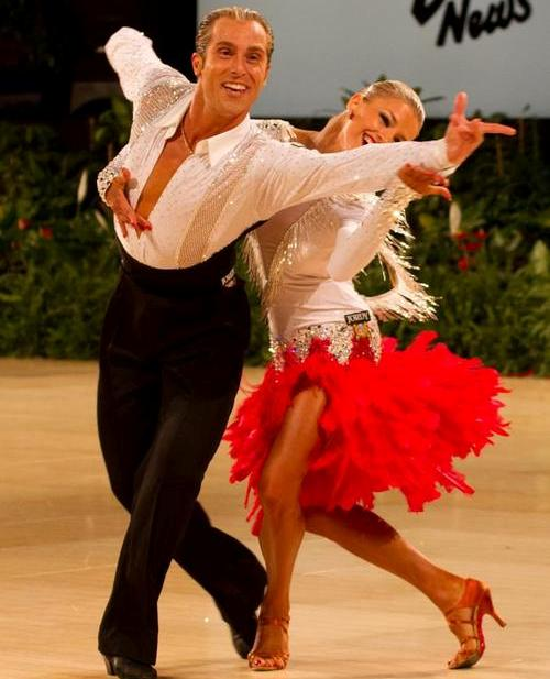 Samba - Encyclopedia of DanceSport