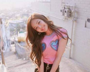 Jennie(Black Pink)