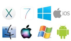 Most used operating system