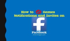 Block Games Notifications on Facebook