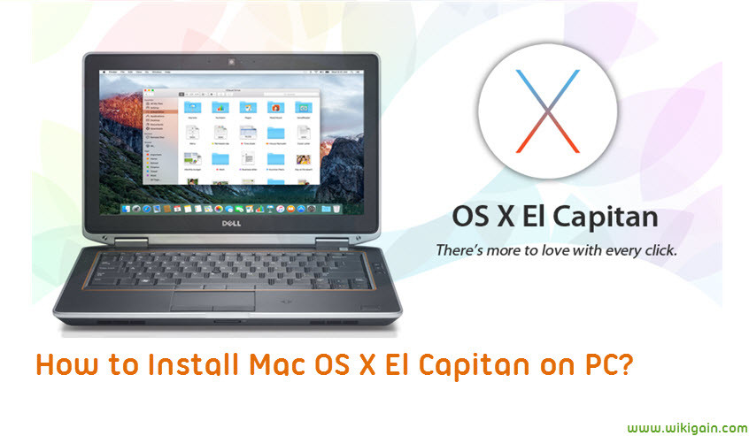 can you install mac os on a pc