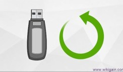 How to Fix/restore Missing Memory Of Flash Drive or HDD?