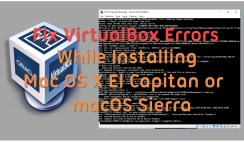 Complete Guide to Fix VirtualBox Errors While Installing Mac OS X