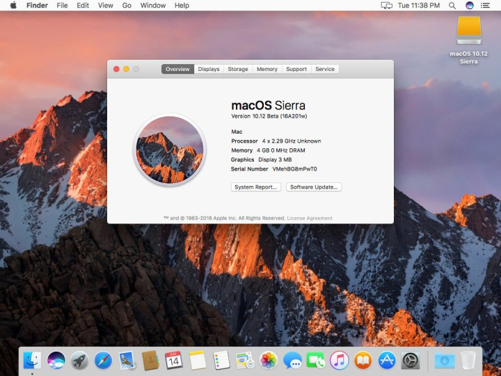 How to install macOS Sierra on PC?