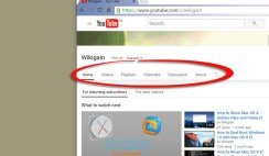 How to Enable YouTube Channel Navigation Tabs