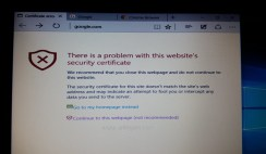 How to Fix Website Security Certificate error