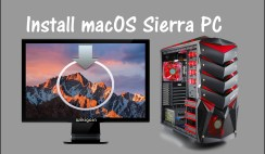 How to install macOS Sierra on PC
