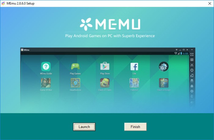 How to install Memu on PC?
