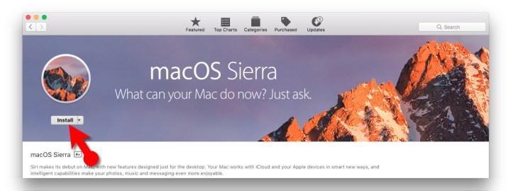 How to download macOS Sierra