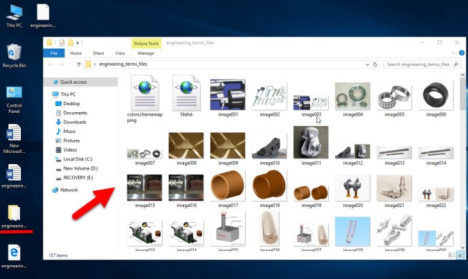 Extract Only Images from Word Documents