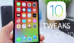 Top 10 Free JailBreak Tweaks for iOS 10 -10.1.1