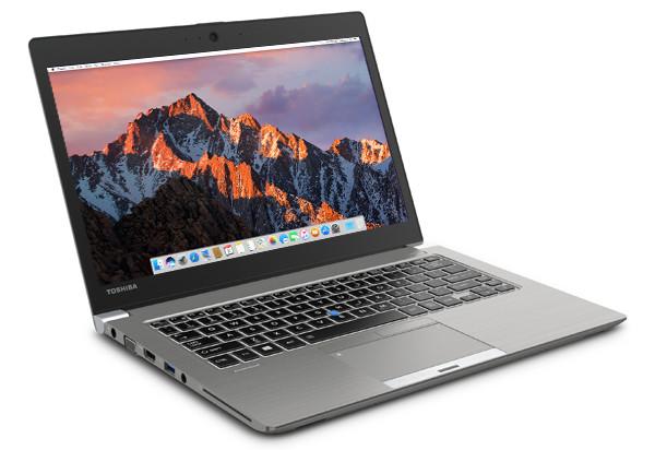 Install macOS Sierra on Toshiba Z30-A