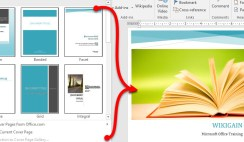 How to Add Cover Page in Microsoft Word 2016