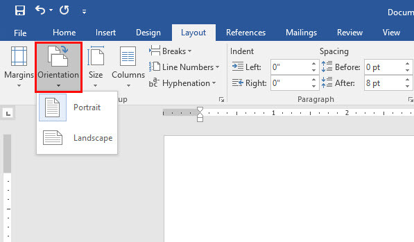 Insert Pictures And Draw Shapes In Microsoft Office Word 2016 Wikigain
