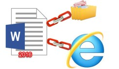 How to Add Hyperlinks in Microsoft Office Word 2016