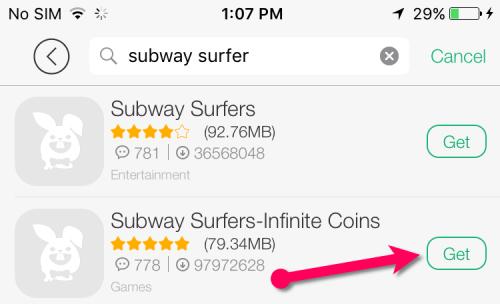 Hack Subway Surfer
