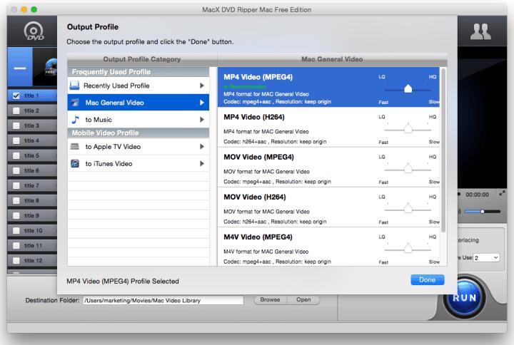 Best DVD Ripper for Every Mac User - MacX DVD Ripper Mac Free Edition