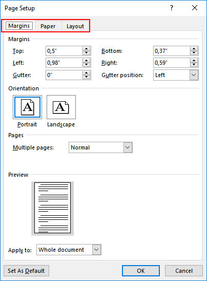 How to Print Documents in Microsoft Office 2016
