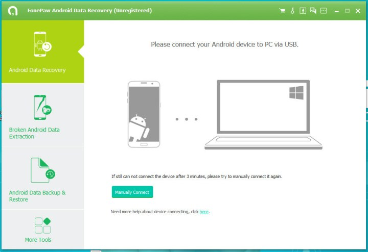 FonePaw Android Data Recovery Software Review