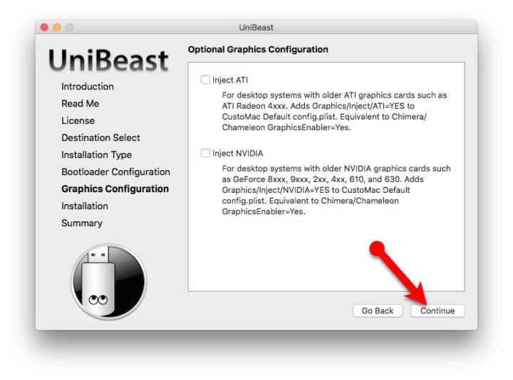 How to Create Bootable USB Installer for macOS High Sierra via UniBeast