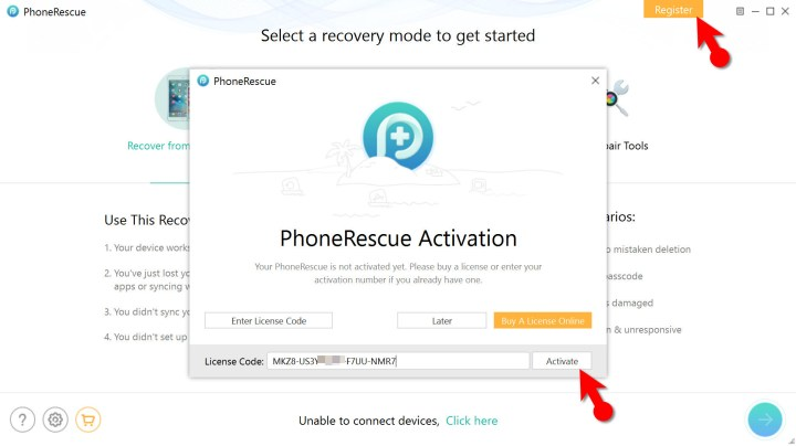 How to Retrieve Deleted iOS Phones Text Messages Photos Videos