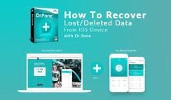 How to Recover Lost/Deleted Data From iOS Device (No Jailbreak)
