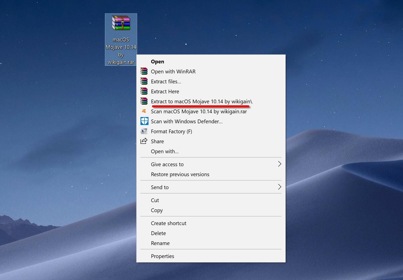 download windows 10 for mac virtualbox