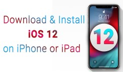 Download and Install iOS 12 on iPhone -Beta 1 No Developer Account