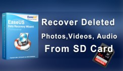 How to Recover SD Card Deleted Files?