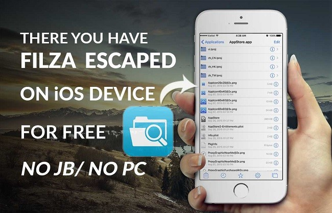 Install Filza Escaped on iOS Devices Without a Computer