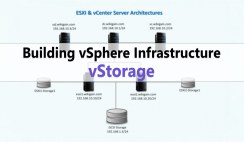 How to Build vSphere Infrastructure on Windows Server 2008 R2 vStorage