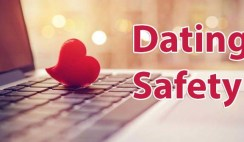 Safety Tips at Online Dating Sites