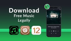 "Download Free Music Legally From Appstore ""Any iOS Device"""