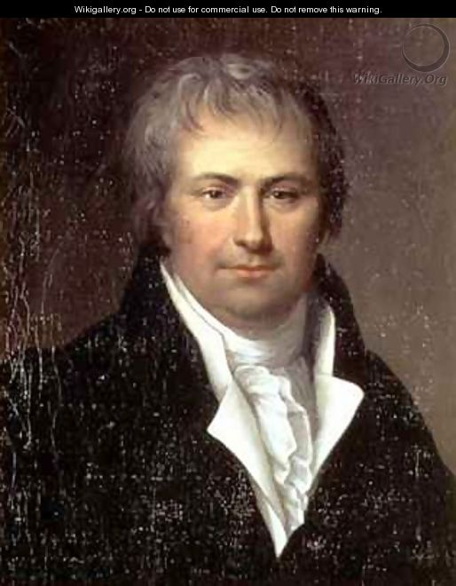 Portrait of Claude Perier 1742-1801 - Jean Baptiste Francois Desoria