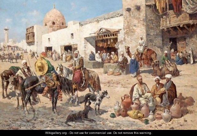 Arab Marketplace - Giuseppe Gabani