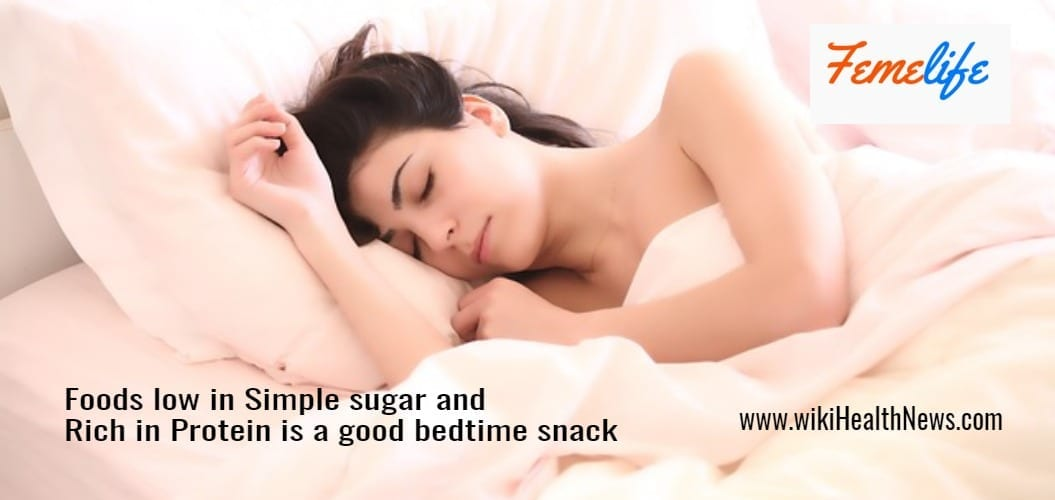 Foods That  Help for Good Sleep