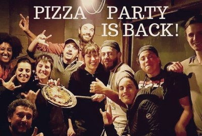 WIKI HOSTEL PIZZA PARTY is back