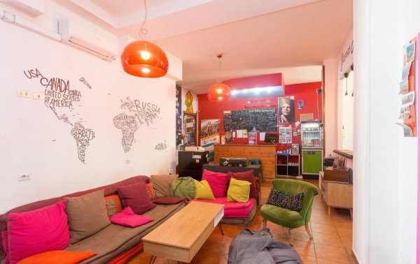 hostel of sun naples