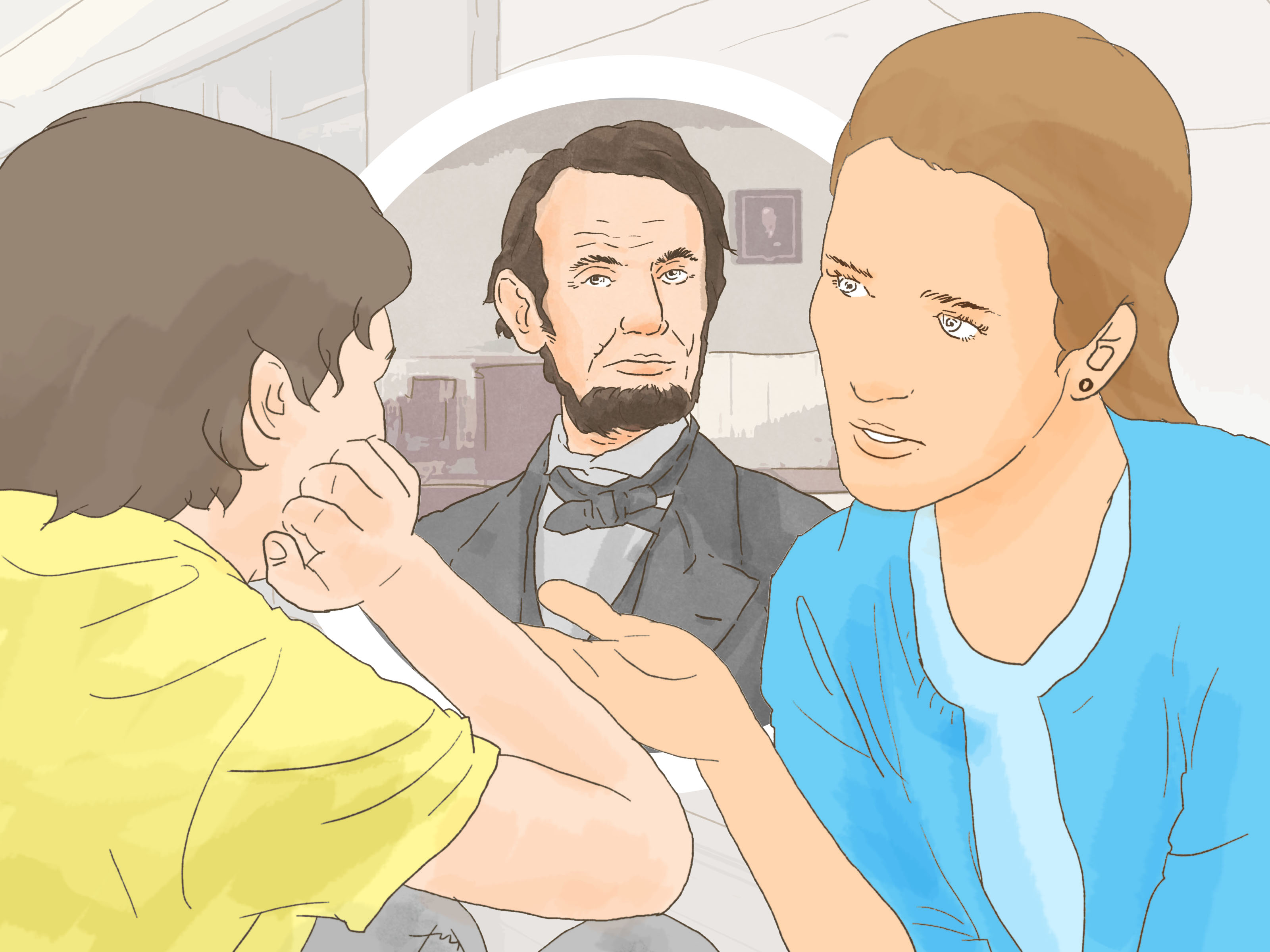 How To Be A Great Role Model To Young Kids With Pictures