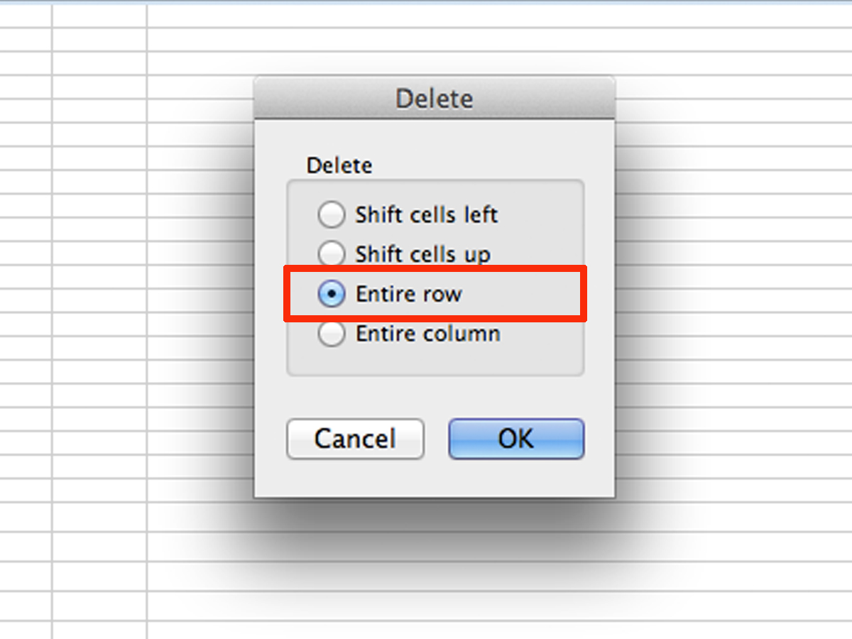 How To Delete Empty Rows In Excel 9 Steps