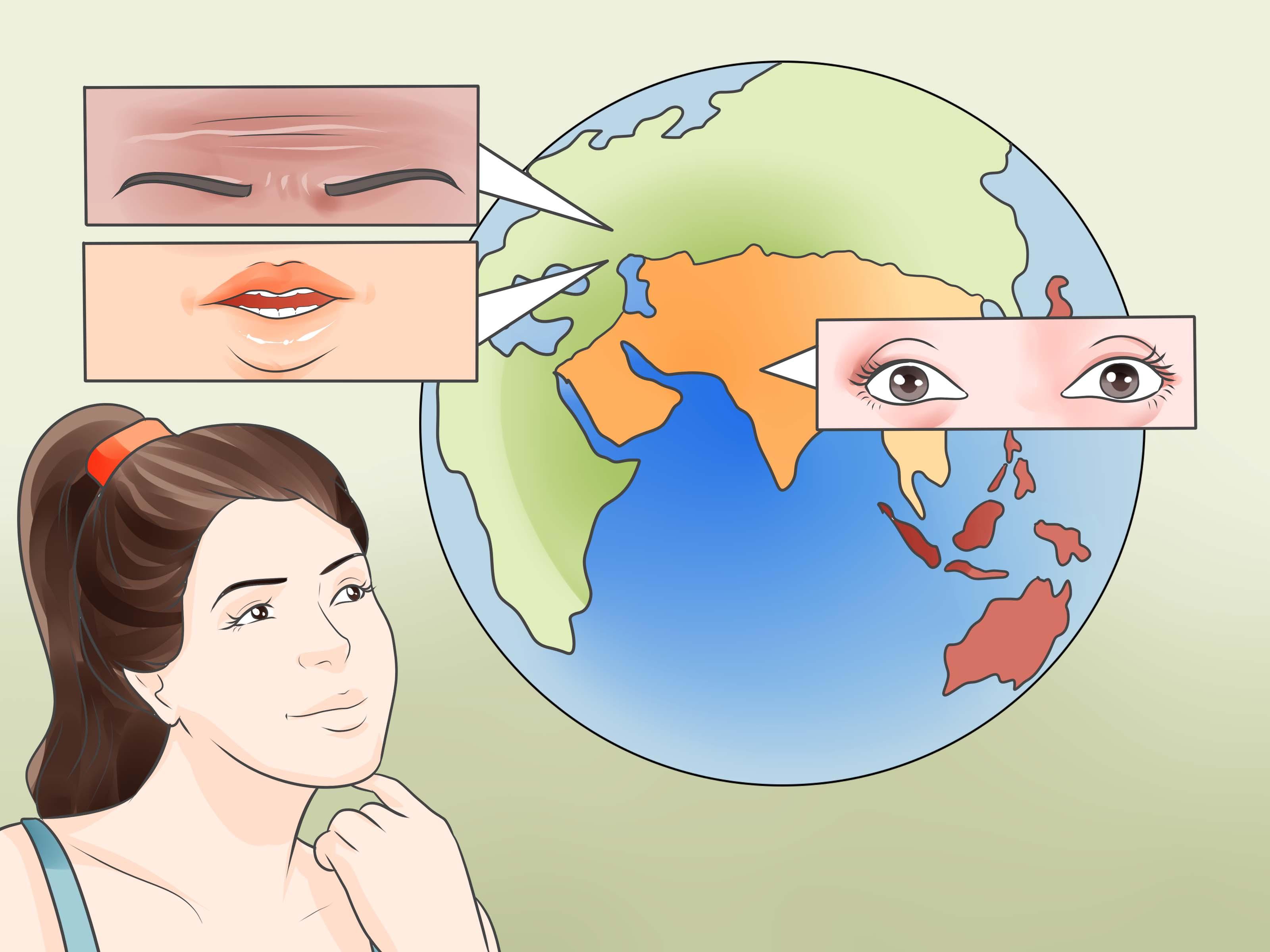 3 Formas De Leer Las Caras Y Expresiones Faciales Facilmente