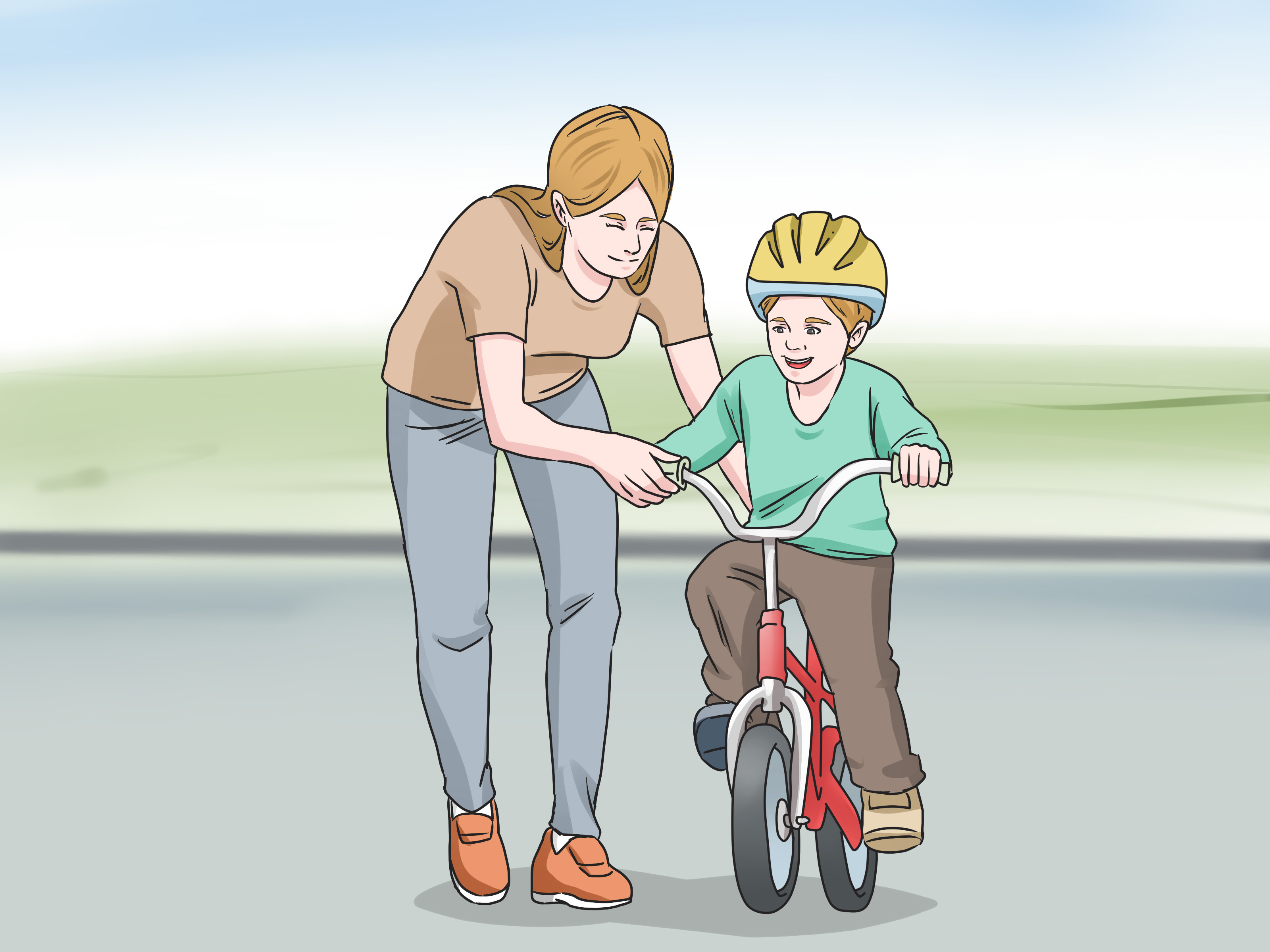How To Ride A Balance Bike 10 Steps With Pictures